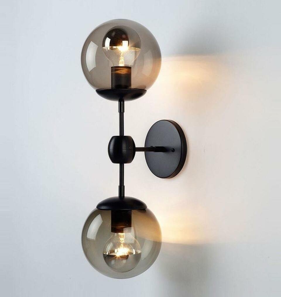 đèn led treo tường megaman
