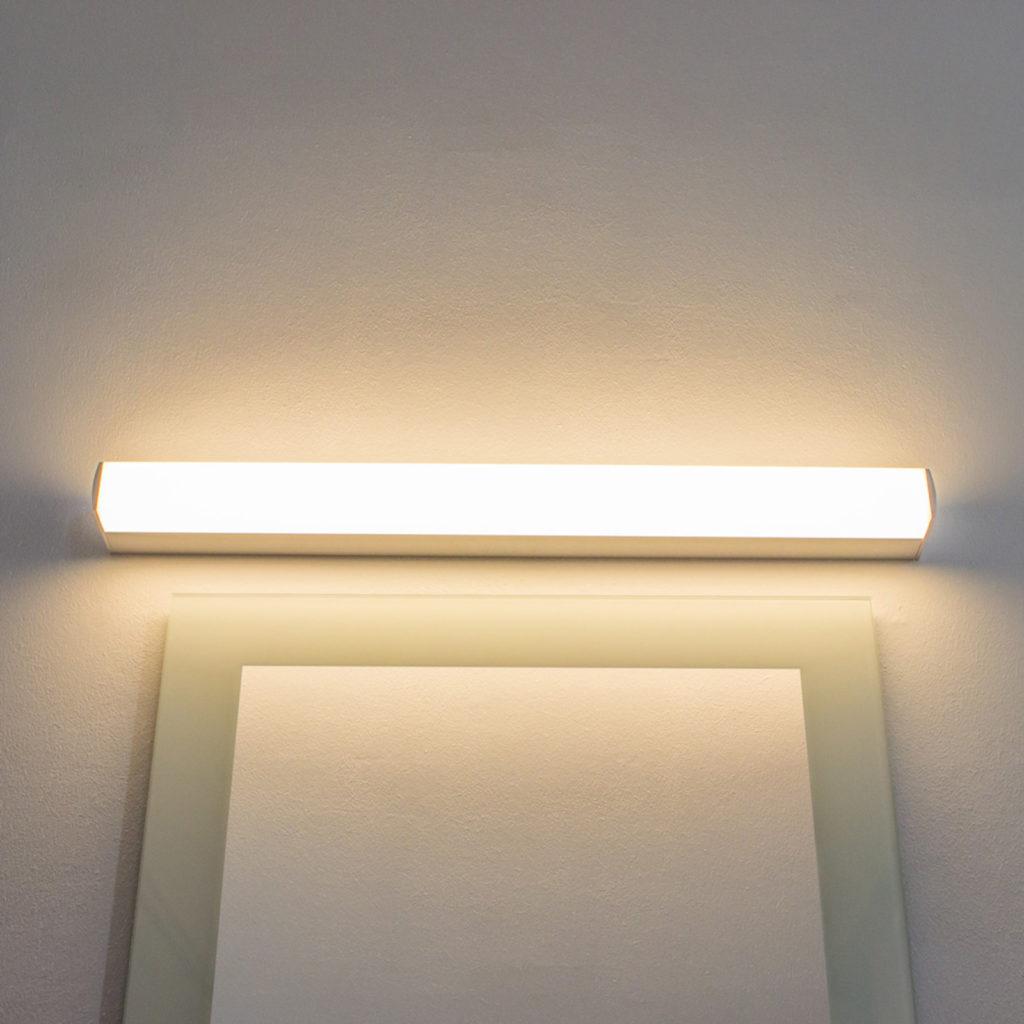 đèn led t8 có phủ bảo vệ an toàn